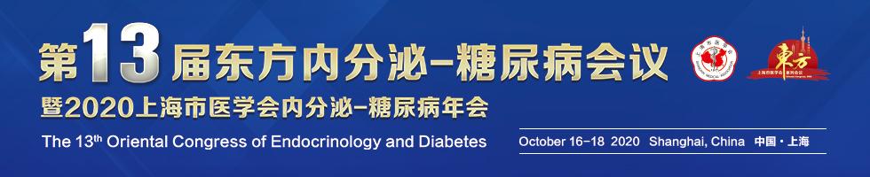 第十三届东方内分泌-糖尿病会议