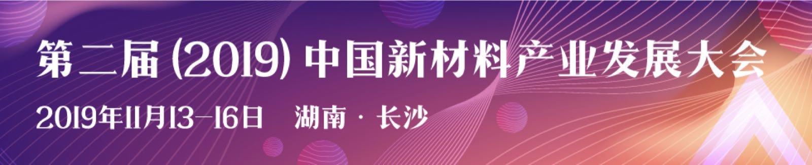 第二届(2019)中国新材料产业发展大会